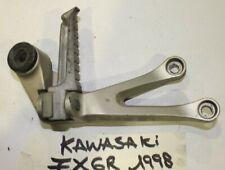 pedana posteriore destra kawasaki zx 6 r  rear footrest right 350630032TX