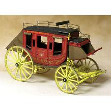 Model trailways concord stagecoach ModelExpo
