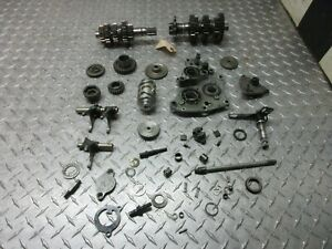 03 2003 cannondale x 440 x440 Transmission Trans Shift Drum Forks Misc Gears