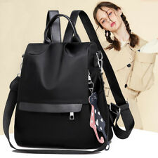 Anti theft Backpack Laptop Bookbag Multifunction Waterproof Travel Bagpack Women