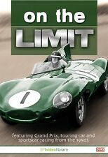On The Limit (New DVD) 1950s Motor Racing Grand Prix Touring Car Sportscar