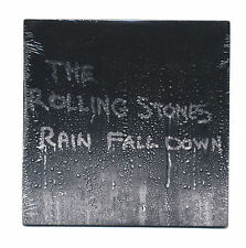 Cd PROMO THE ROLLING STONES Rain fall down Promotional cds singolo single 2005