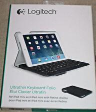 Logitech Ultrathin iPad Mini Keyboard Case (920-005893) - Carbon Black