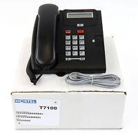 Nortel Norstar T7100 Charcoal Avaya Phone (NT8B25AAAA)  Bulk