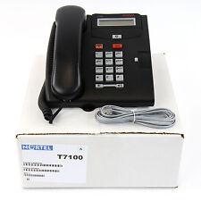 Nortel Norstar T7100 Charcoal Avaya Business Phone  Bulk