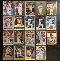 Cody Bellinger Lot(19) Topps Los Angeles Dodgers