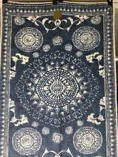 NWT Manduka Yogitoes Yoga Mat Towel Chakra Mat Skidless