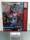 Hasbro Transformers Studio Series LEADER SCAVENGER CONSTRUCTICON 55 MISB