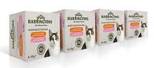Harringtons Adult Cat Wet Food Mixed Pack Salmon Chicken 32 Pouches 85g in Gravy