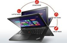 Lenovo Laptop ThinkPad Yoga S1 i5 180GB SSD 4GB Ram Windows 10 Pro IPS Screen HD