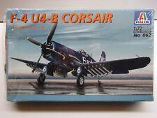 Italeri 062 Corsair F4u-4b 1 72 Plastic Kit