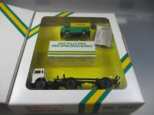 Roco: Toy Ring Set M.Magirus Container Train and VW Nr.2842 (SSK35)
