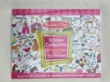 Pink Sticker Collection 4247 Melissa & Doug Sticker Book Collection