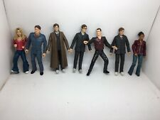 Job Lot Doctor who figures Dr Rose Tyler Tardis Rare BBC Series Rare Doctors