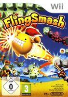 Nintendo Wii Spiel - FlingSmash mit OVP
