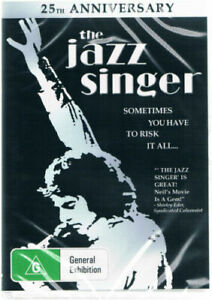 The Jazz Singer DVD ( 25th Anniversary ) Neil Diamond Brand New and Sealed Aus