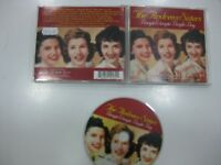 The Andrews Sisters CD Germany Boogie Woogie Bugle Boy 2001