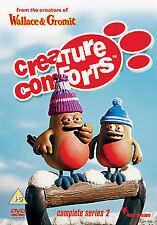 Creature Comforts: Complete Series 2 [DVD : 3 DISC] Season Two - Aardman
