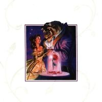 Beauty and the Beast (1991, Disney) Alan Menken, Céline Dion, Peabo Bryso.. [CD]