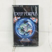 Slaves And Masters Deep Purple Rare 1990 Malaysia Cassette Brand New Sealed