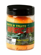Pate à truite Sensas Magic Bait orange 50g