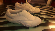 Reebok Mens Funky Suede Like Running Shoes Size 6 Good Condition