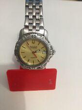 Vintage Bulova Calendar Quartz Swiss made Ladie's watch