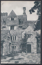 Worcestershire Postcard - The Paved Courtyard, Lygon Arms, Broadway RS12024