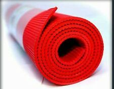 Red  Extra Soft 5mm Yoga Mat