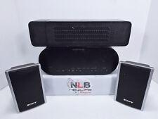Sony Surround Amplifier, Speaker System, & 2 SS-TS80 Speakers