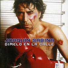 Joaquin Sabina - Dimelo en la Calle [New CD] Argentina - Import