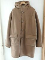 Chums Pegasus Borg Lined Duffle Coat Taupe Size 56 rrp £45 DH004 BB 11