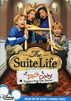 The Suite Life Of Zack and Cody: Taking Over The Tipton [New DVD]