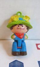 Vintage 80s Hasbro Charmkins Pop Corn Mini Figure