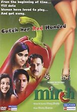Mirch (Hindi DVD) (2010) (English Subtitles) (Brand New Original DVD)