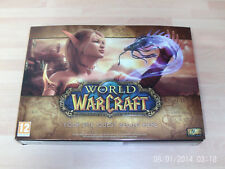 world of warcraft collection      base game + 5 expansions       new&sealed