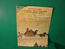 WINCHESTER-WESTERN 1966 SPORTING ARMS & AMMO CATALOG