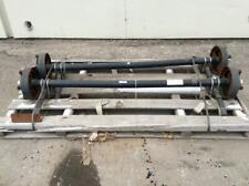 Trailer Axles Set of Two - 6000 lb Capacity Each