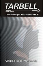 "Tarbell Course in Magic "" Mentalmagie "" Zauberbuch (52)"