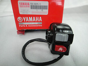 Genuine Handlebar Right Switch Assy for Yamaha Zuma 125 BWS 125 2009-2019