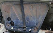 Fiat 850 special berlina cOPERCHIO tappo vano cassetto batteria portabatteria