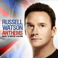 RUSSELL WATSON Anthems Music To Inspire A Nation CD BRAND NEW
