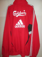 """Liverpool Football Pull over Jacket Size 42""""-44"""" /19610"""
