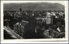 Teplitz Teplice Tschechien Postkarte 1952 Gesamtansicht Panorama gelaufen