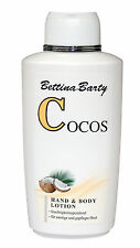 Bettina Barty COCOS Hand & Body Lotion 500ml Sommerduft