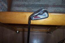 slightly used Wilson  Di 9  steel uniflex mens  8  iron  LH
