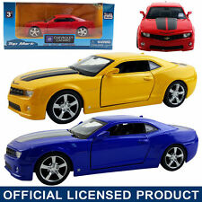 1PC 1:38 Chevrolet Camaro DieCast Model Car Kid Pull Back Collection Child Toy