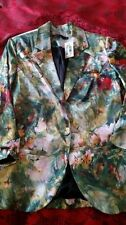Cotton Floral Coats & Jackets for Women