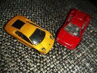 3 x Matchbox / hotwheels Lamborghinis, Countach & murcirlago