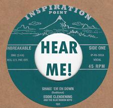 ROCKABILLY: EDDIE CLENDENING-Shake Em On Down/It Don't Matter INSPIRATION POINT